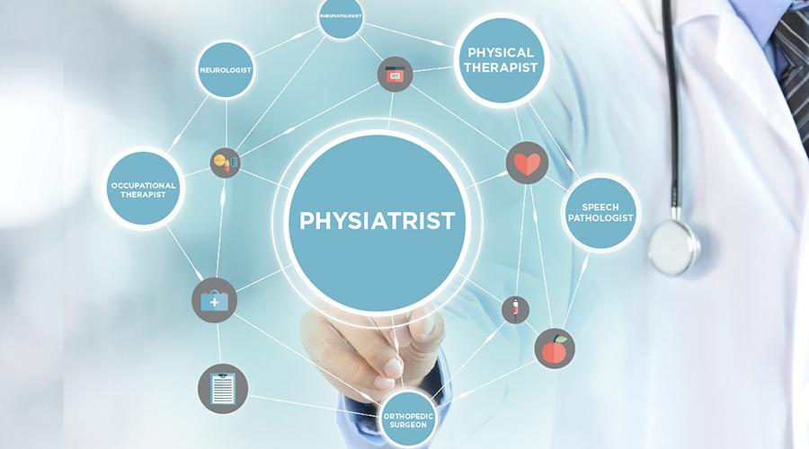 Physiatry.com Care Ecosystem