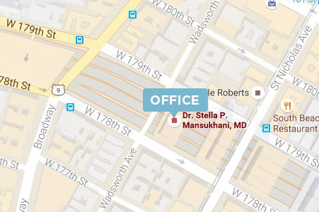 New York Heights Medical, 111 Wadsworth Ave, New York, NY 10033