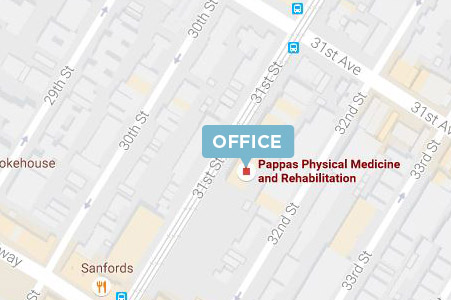 Pappas Physical Medicine and Rehabilitation, 31-35 31st St, Long Island City, NY 11106